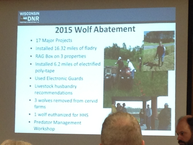 2015 Wolf Abatement DNR