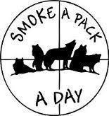 SMOKE A PACK A DAY